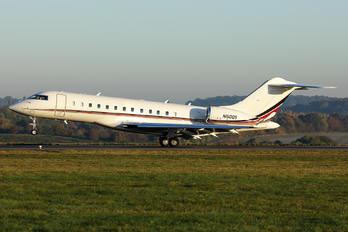 N150QS - Netjets (USA) Bombardier BD-700 Global 6000