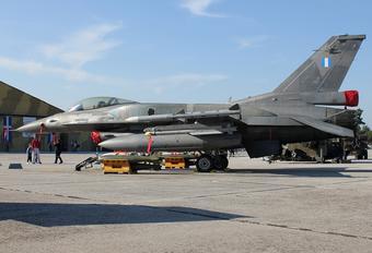 501 - Greece - Hellenic Air Force Lockheed Martin F-16C Fighting Falcon