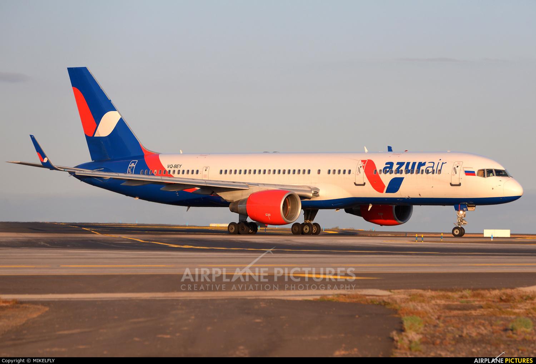 AzurAir VQ-BEY aircraft at Tenerife Sur - Reina Sofia