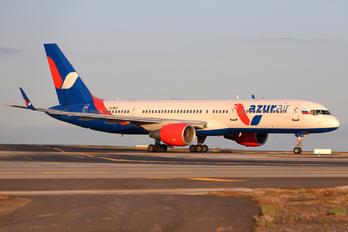 VQ-BEY - AzurAir Boeing 757-200WL