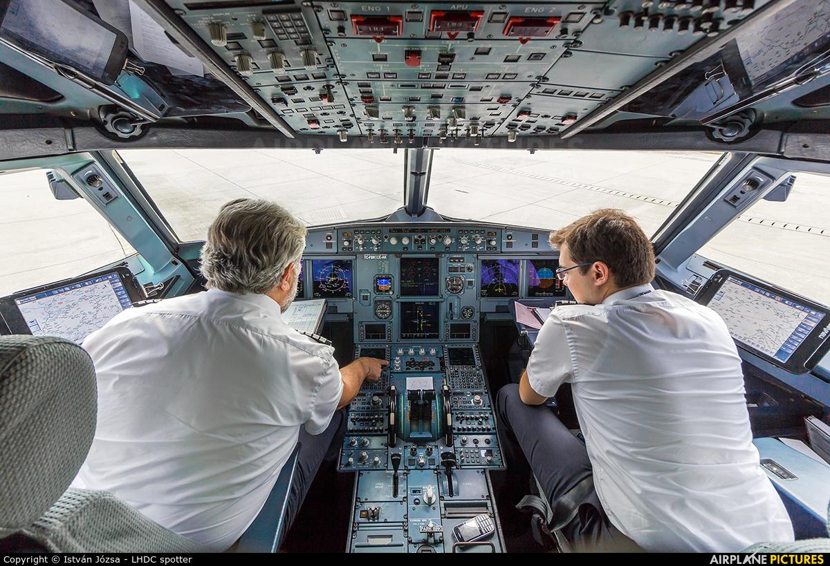 FreeBird Airlines TC-FBR aircraft at Debrecen Intl
