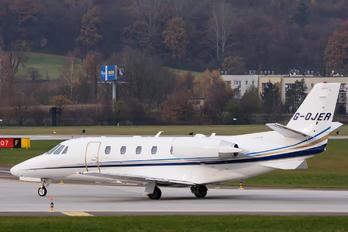 G-OJER - Private Cessna 560XL Citation Excel