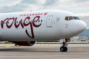 C-GHLV - Air Canada Rouge Boeing 767-300ER aircraft