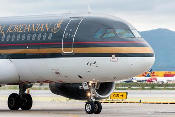 JY-AYR - Royal Jordanian Airbus A320