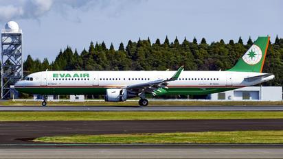 B-16212 - Eva Air Airbus A321