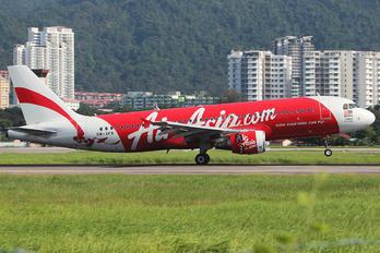 9M-AFB - AirAsia (Malaysia) Airbus A320