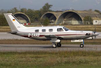 D-EAAB - Private Piper PA-46 Malibu / Mirage / Matrix