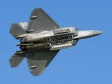 09-4179 - USA - Air Force Lockheed Martin F-22A Raptor aircraft
