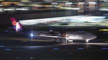 N392HA - Hawaiian Airlines Airbus A330-200 aircraft