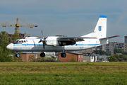 777 - Ukraine - Air Force Antonov An-24 aircraft