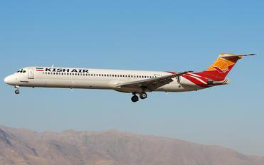 EP-LCJ - Kish Air McDonnell Douglas MD-83