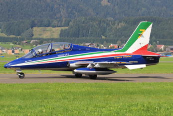 "MM55053 - Italy - Air Force ""Frecce Tricolori"" Aermacchi MB-339-A/PAN"