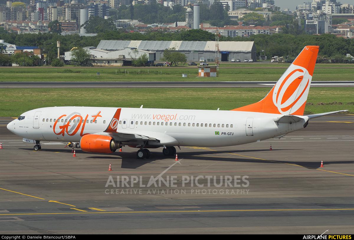 WebJet Linhas Aéreas PR-GTJ aircraft at Porto Alegre - Salgado Filho