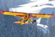HB-OQB - Private Piper L-18 Super Cub aircraft