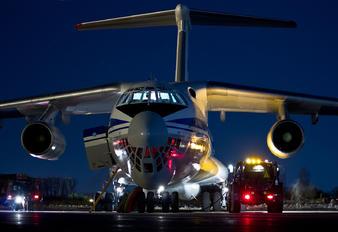RA-76776 - Russia - Air Force Ilyushin Il-76 (all models)
