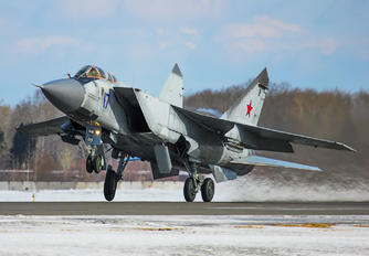 RF-95452 - Russia - Air Force Mikoyan-Gurevich MiG-31 (all models)