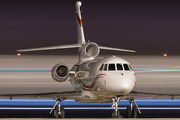 M-AFAJ - Private Dassault Falcon 900 series aircraft