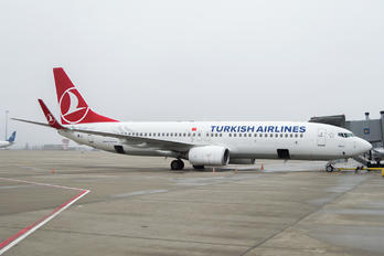 TC-JFZ - Turkish Airlines Boeing 737-800