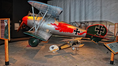 5636/17 - Germany - Imperial Air Force (WW1) Albatros D.Va