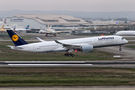 First flight of the first Airbus A350 for Lufthansa