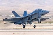 168929 - USA - Navy Boeing F/A-18F Super Hornet aircraft