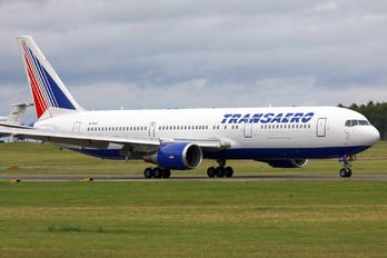 EI-RUV - Transaero Airlines Boeing 767-300ER