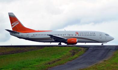 N801TJ - Swiftair Boeing 737-400