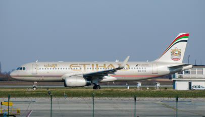 A6-EIS - Etihad Airways Airbus A320