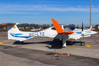 EC-LTZ - Private Diamond DA 42 Twin Star