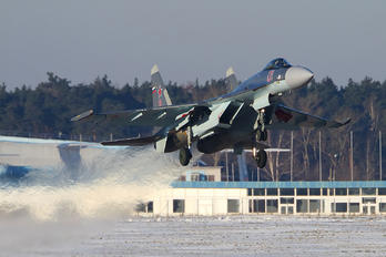 RF-90719 - Russia - Air Force Sukhoi Su-35S