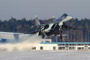 RF-90719 - Russia - Air Force Sukhoi Su-35S aircraft