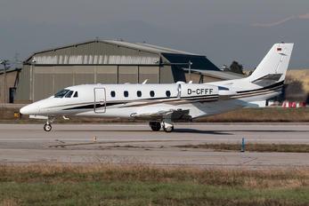 D-CFFF - DC Aviation Cessna 560XL Citation XLS