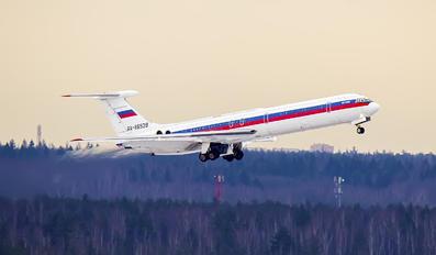 RA-86539 - Russia - Air Force Ilyushin Il-62 (all models)