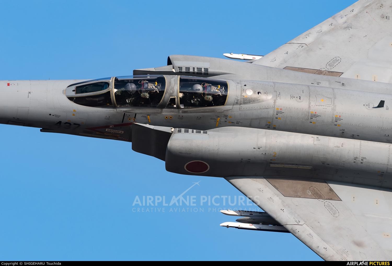 Japan - Air Self Defence Force 17-8437 aircraft at Ibaraki - Hyakuri AB