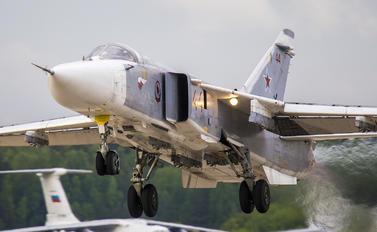 RF-92247 - Russia - Air Force Sukhoi Su-24M