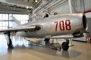 708 - Poland - Air Force PZL Lim-2 aircraft