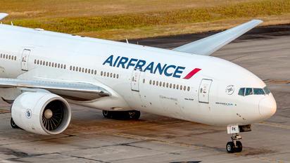 F-GSPK - Air France Boeing 777-200ER