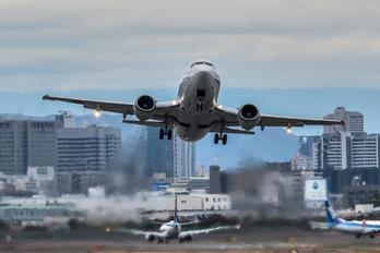 JA358K - ANA Wings Boeing 737-500