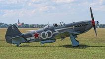 G-OLEG - Private Yakovlev Yak-3M aircraft