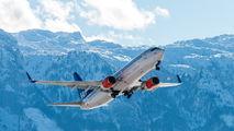 LN-RGF - SAS - Scandinavian Airlines Boeing 737-800 aircraft