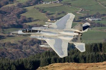 86-0176 - USA - Air Force McDonnell Douglas F-15C Eagle