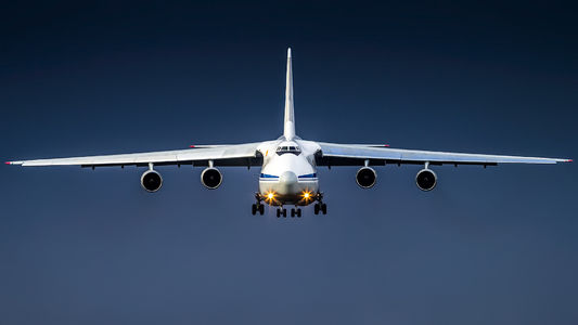 #1 224 Flight Unit Antonov An-124 RA-82038 taken by Alexander M. Ellingsen