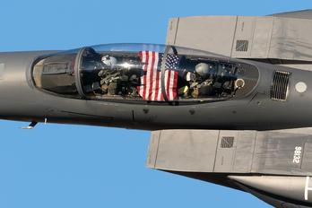 98-0132 - USA - Air Force McDonnell Douglas F-15E Strike Eagle
