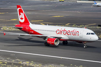 D-ABNK - Air Berlin Airbus A320