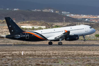 G-POWI - Titan Airways Airbus A320