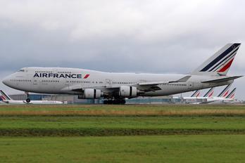 F-GITI - Air France Boeing 747-400