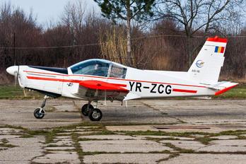 YR-ZCG - Romanian Airclub Zlín Aircraft Z-142