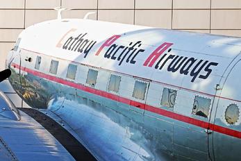 VR-HDA - Cathay Pacific Douglas C-47A Skytrain