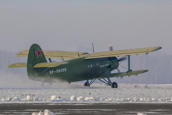RF-00499 - DOSAAF / ROSTO Antonov An-2