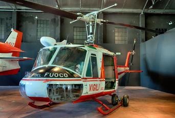 I-VFMC - Italy - Vigili del Fuoco Agusta / Agusta-Bell AB 204